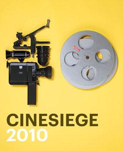 CineSiege 2010 poster