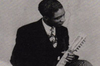 Lonnie Johnson: Blue Monday
