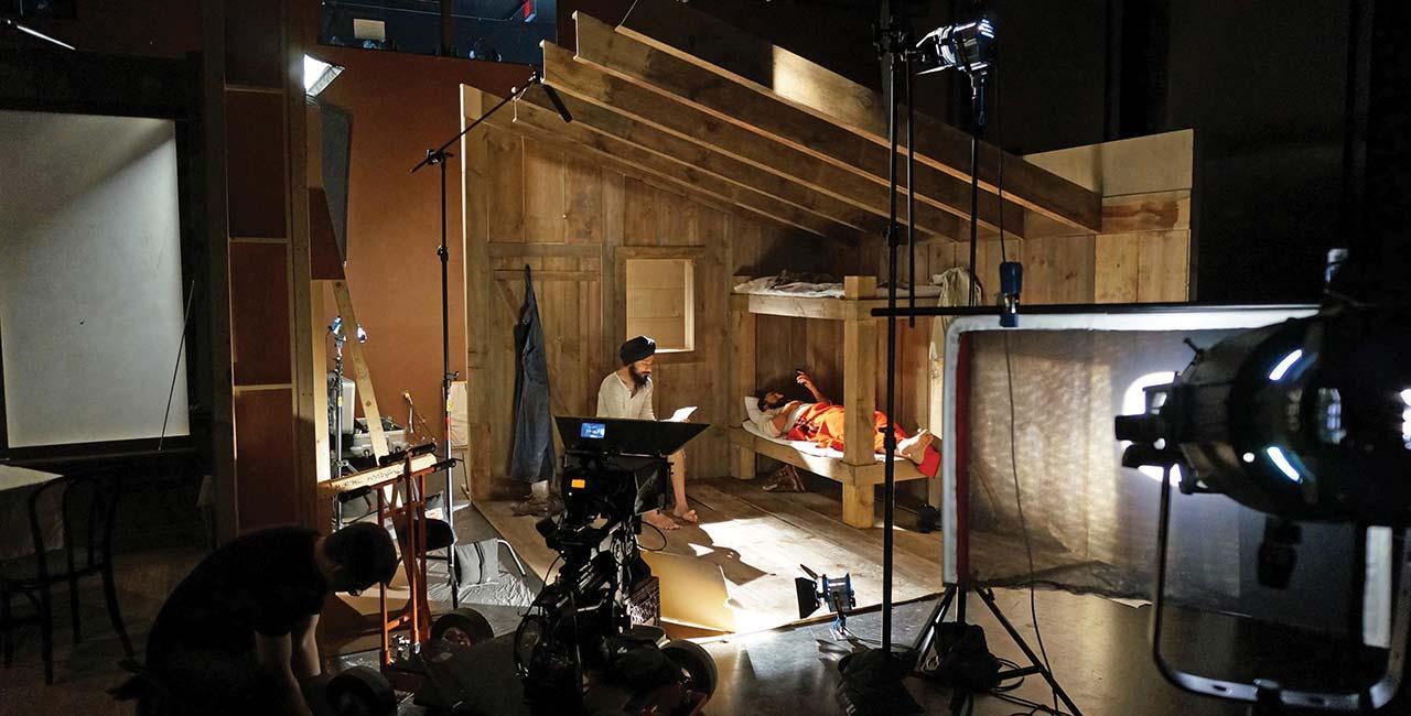 View Cinema and Media Arts Programs